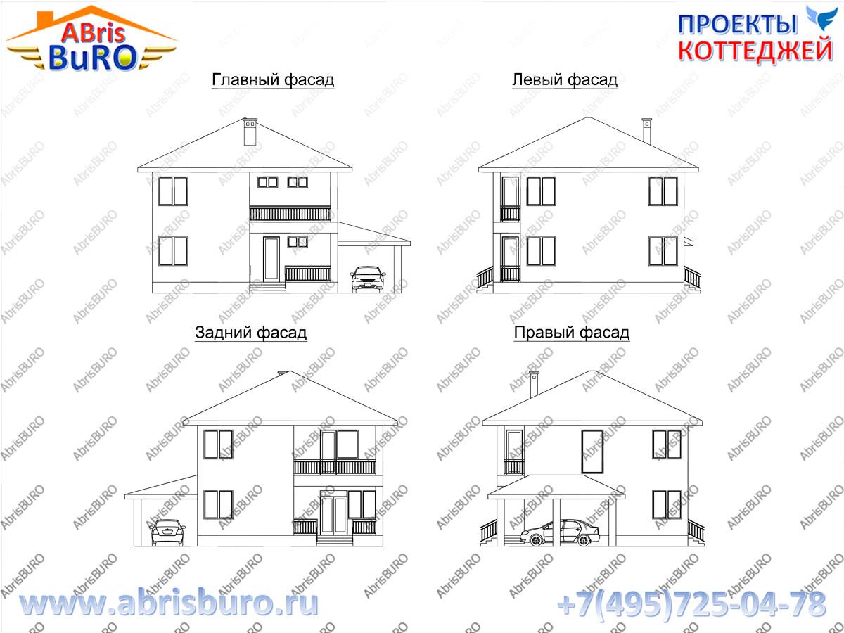 Планировка и план дома  чертежи и фото