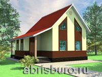 Каркасные дома на сайте www.abrisburo.ru