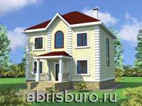 Популярные проекты домов на сайте www.abrisburo.ru
