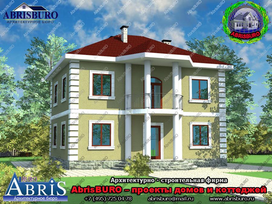 Проекты домов и коттеджей, готовые типовые проекты