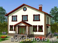 Любимые проекты домов и коттеджей на сайте www.abrisburo.ru
