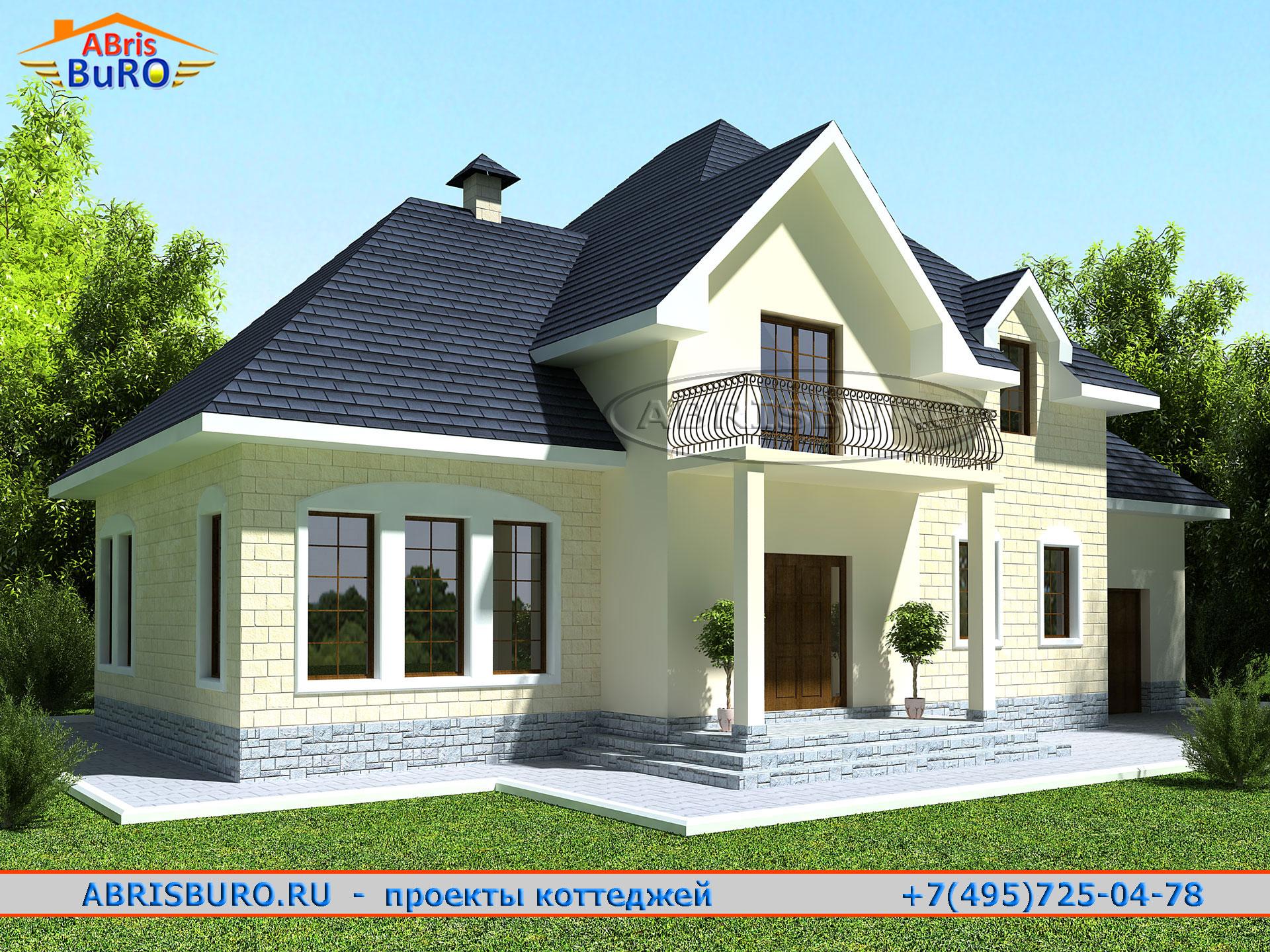 Дизайн загородных домов и коттеджей фото