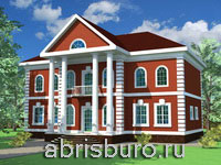 Дома в классическом стиле на сайте www.abrisburo.ru