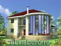 Дома и коттеджи с эркером на сайте www.abrisburo.ru