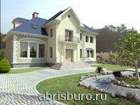 Лучшие проекты домов и коттеджей на сайте www.abrisburo.ru