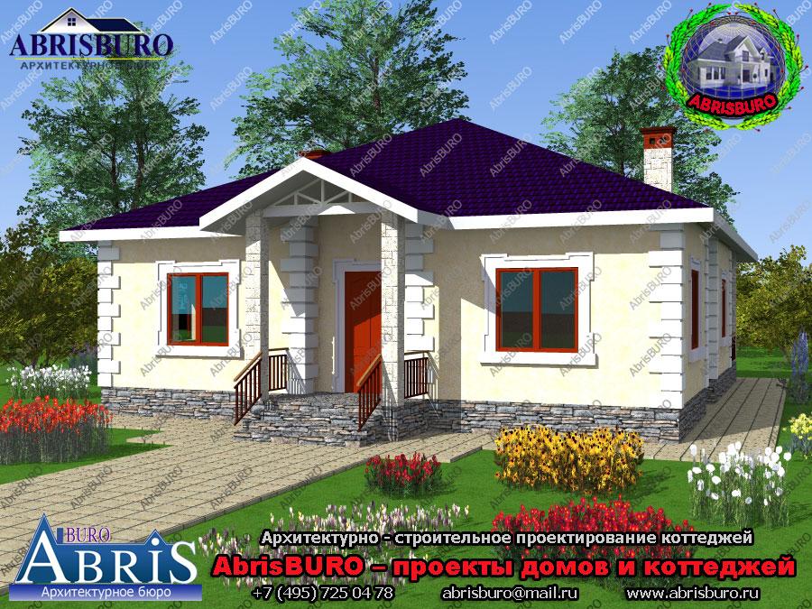 Проект дома К1063-111