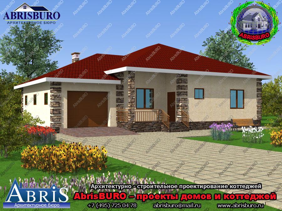 Проект дома К1065-145