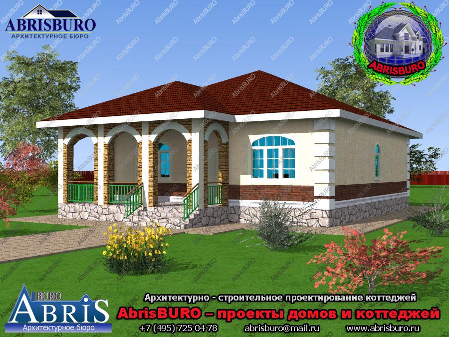 Проект дома К0103-99