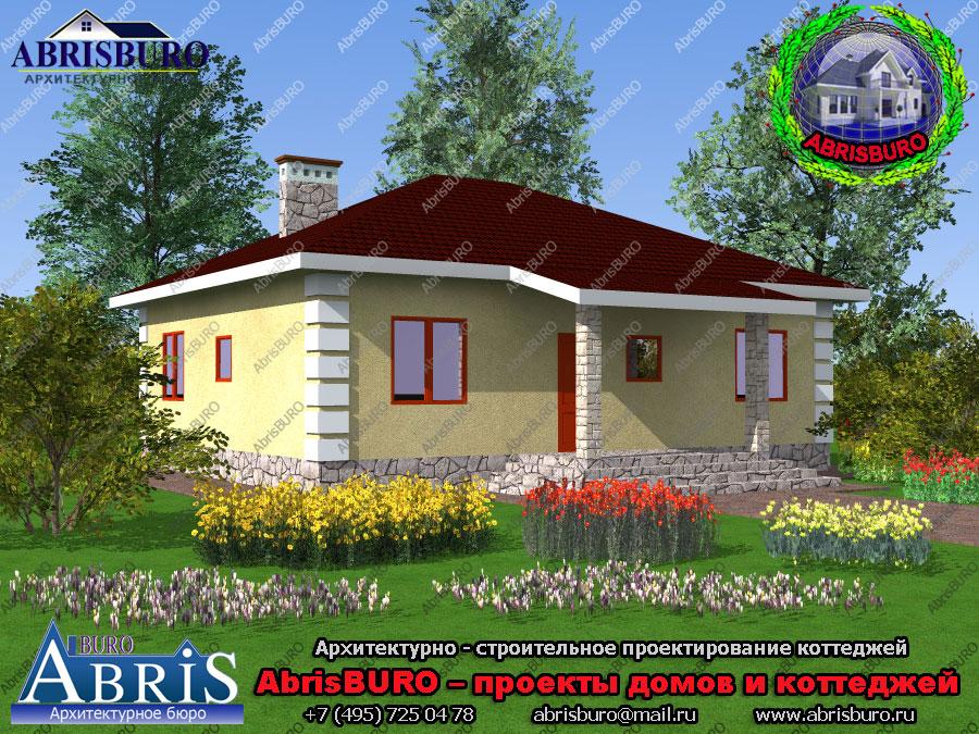 Проект дома К0108-96