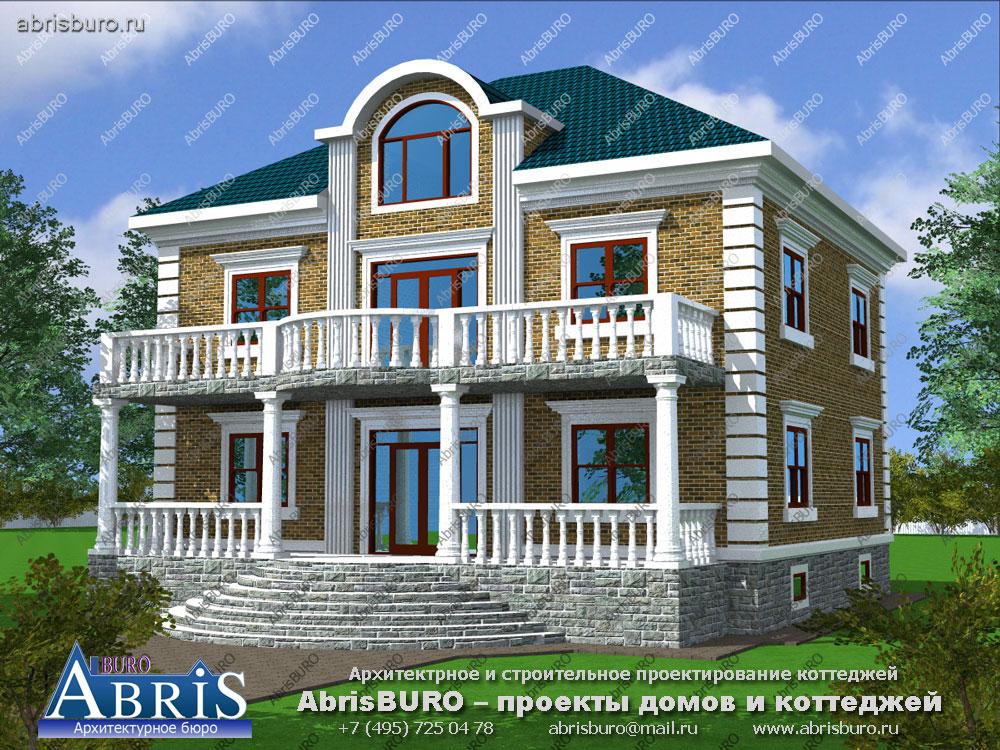 Строительство домов под ключ в городе Казань