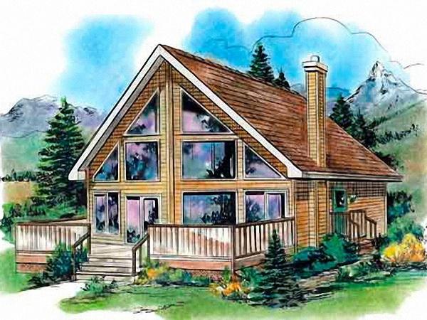 Эскизы коттеджей строительство домов