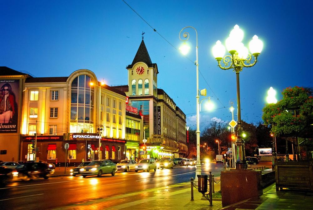 История Калининграда с 12 по 13 века