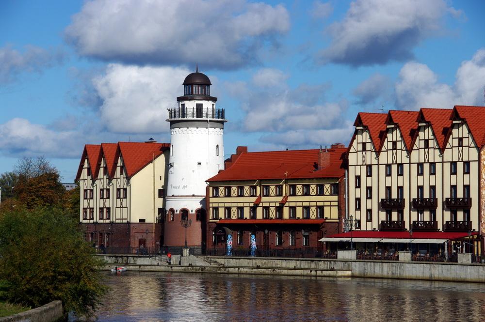 История Калининграда с 14 по 19 века