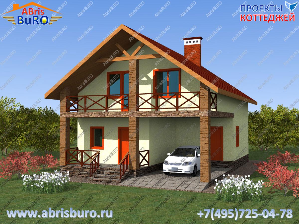 Проект дома K0149-99