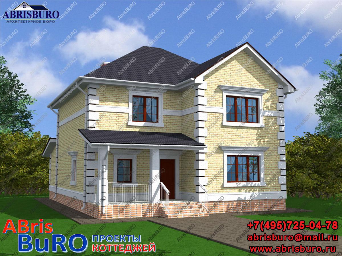 Проект дома K1622-152