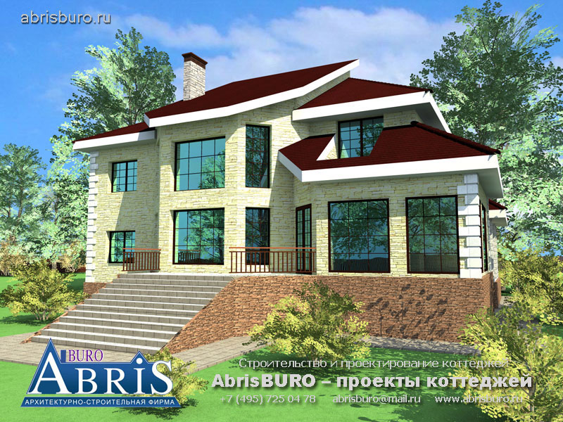 ЭКОСТРОЙ  Строительство домов во Владимире под ключ